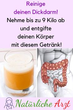 Cleanse your colon! Lose up to 9 kilos and detoxify your body - Cleanse your colon! Lose up to 9 kilos and detoxify your body with – – # Colon # detox - Body Cleanse Drink, Full Body Cleanse, Body Detox, Detox Drinks, Healthy Sport, Dessert Blog, Lemon Drink, Detoxify Your Body, Soy Products