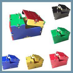 Mini Electronic Useless Box Funny Toys Creativity Gift Surprise Joke Tricky Toys Anti Stress Useless Box Novelty Prank Gadget