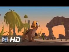 "Check out this funny animated short called ""Sapling"" about a young little griffin that attempts to ""grow a tree"" in order to prove himself, but his inexpe. Film D'animation, Film Movie, Movies, Cgi 3d, French Films, Yoga For Kids, Video Film, About Time Movie, Kids Videos"