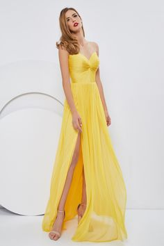 CRISTALLINI SKA1151 Dress Couture, Trumpet Dress, Long Evening Gowns, Perfect Prom Dress, A Line Gown, Prom Dresses Online, Two Piece Dress, Special Occasion Dresses, Queen