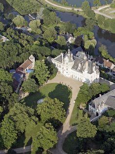 Le château de Montigny-le-Gannelon