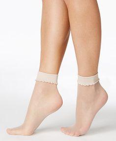 Berkshire Sheer Sheer Ankle Socks Hosiery 6753 | macys.com