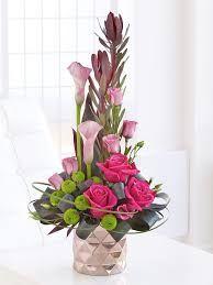 Image result for front facing symmetrical flower arrangement
