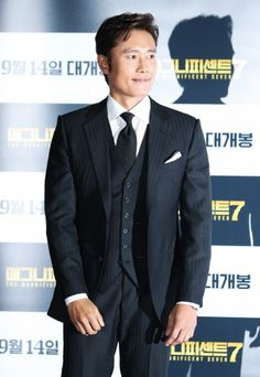Lee Byung Hun talked about his new character in 'Magnificent Seven' | Koogle TV