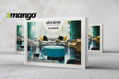 Exkluzív katalógus készítés - borító grafikai tervezése, magas színvonalú, letisztult megjelenés