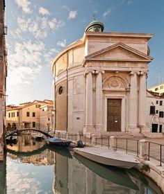 Santa Maddalena Church, Venice, Italy