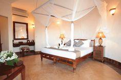 Very comfortable rooms at Ocean Paradise Beach Resort, Zanzibar Tanzania http://africantravels.com/tours/zanzibar/10-dagen-zanzibar-inclusief-vliegticket-8734_88