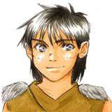 Torak, Wolf Brother (bitayamoka)