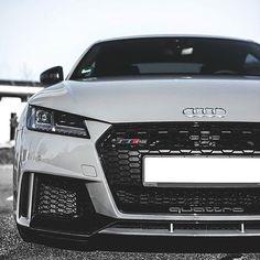 Nardo gray Audi TTRS
