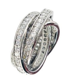 Eternity Triple Love Ring  Price: $200.00