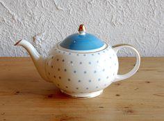 Suzie Cooper bone china teapot @ le-grenier.com