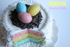 Easter Cake Decorating Ideas- need some ideas for easter cake auction at mops