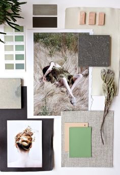 My March Mood Board - Eclectic Trends