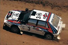 Lancia Delta, Martini Racing, Rally Car, African Safari, Car And Driver, Sport Cars, Motor Car, Kenya, Mars