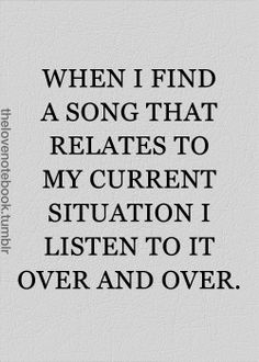 So true..my current obsession..happy by pharell