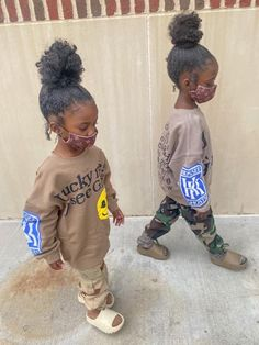 Black Baby Girls, Cute Black Babies, Beautiful Black Babies, Black Kids, Cute Baby Girl, Cute Babies, Cute Little Girls Outfits, Toddler Outfits, Kids Outfits