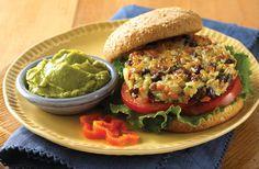 Mahatma - Jalapeño Black Bean and Rice Burger - America's Favorite Rice
