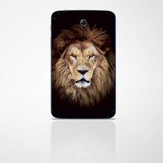 """GRRRRRRR! Design """"Wild Eyes"""" für dein Tablet #tabletfolie #wild #tiger #design"""