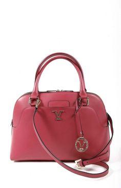 Versace Women's Satchel FUXIA #Versace #Satchel