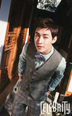 Henry - The Celebrity Magazine April Issue '14