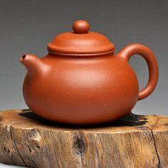 Full Handmade Purple Clay Teapot Red Mud Mine Yixing Zisha Teapot 200ml