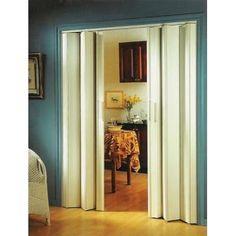 puertas plegables en pvc 0,72 x 2,10