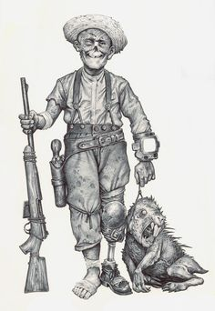 Fallout: Ghoul Kid by Jedi-Art-Trick.deviantart.com on @DeviantArt