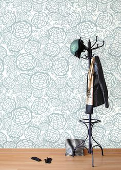 Oh Joy for Hygge & West A collection of wallpaper featuring our nature-inspired prints and patterns. Her Wallpaper, Wallpaper Paste, Modern Wallpaper, Fabric Wallpaper, Designer Wallpaper, Beautiful Wallpaper, Temporary Wallpaper, Bedroom Wallpaper, Flower Wallpaper