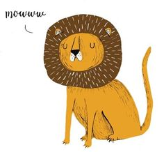 Will  Bonner  Illustration - will, william, will bonner, william bonner, will george bonner, william george bonner, commercial, trade, educational, fiction, editorial, advertising, greetings cards, stationary, surface pattern design, picture book, painted, textured, photoshop, illustrator, digital, hand drawn, traditional, printed, animals, lions, funny
