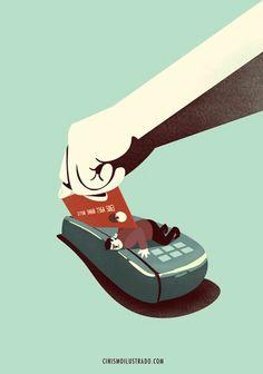 Il cinismo illustrato di Eduardo Salles   PICAME