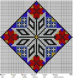 Bead Loom Patterns, Macrame Patterns, Beading Patterns, Cross Stitch Designs, Cross Stitch Patterns, Beaded Cross Stitch, Tapestry Crochet, Loom Beading, Plastic Canvas