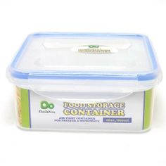 """Square Food Storage Container with Lock Lid Case Pack 48 by DDI. $78.01. Allof theproductsshowcased throughoutare100%OriginalBrand Names.. 100% SATISFACTION GUARANTEED. Please refer to the title for the exact description of the item. """"Square Food Storage Container with Lock Lid 28oz 5.25x2.5"""""""". Air tight container for freezer and micro wave."""" Case Pack 48"""