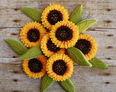 Summer Sunflowers by Sweet Kissed Confections - Kansas