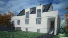Rozbudowa domu jednorodzinnego w Dobrej