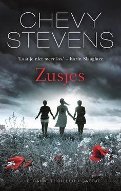 58/53 20160827: Zusjes; Een adembenemende spannende thriller. Een aanrader!