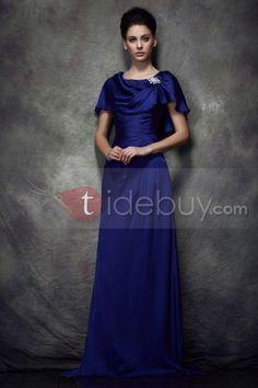 Delicate A-Line Scoop Neckline Floor-Length Polina s Mother of the Bride  Dress. Wedding Bridesmaid DressesWedding ... e73d2abb7