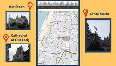Taste'n Travel; GPSMYCITY Antwerp Old City Tour