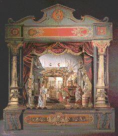 Wunderkammer: Paper Theatre