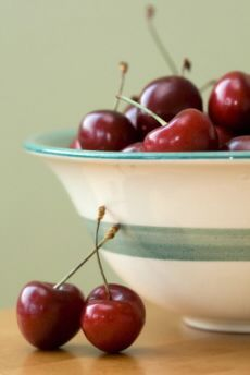 LOVE cherries. Love to gorge myself on them every summer!!