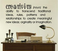 Inspiration and creativity! #PR