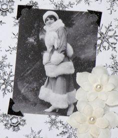 Handmade Vintage Christmas Cards  Handmade Christmas by k8cards, $4.25