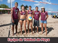 Equipo de Voleibol de Playa