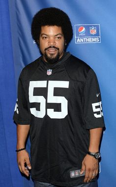 Ice Cube at the Pepsi NFL Anthems Kickoff Eve