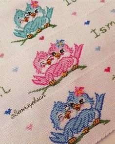 This Pin was discovered by Jur Cross Stitching, Cross Stitch Embroidery, Hand Embroidery, Cross Stitch Kitchen, Cross Stitch Love, Modern Cross Stitch Patterns, Cross Stitch Designs, Palestinian Embroidery, Cross Paintings