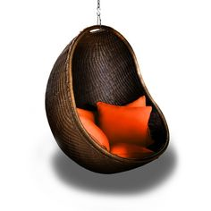 {Urban Balance Cove in Chocolate} this looks like a fab little nest to hide away in!  MY NEPHEW WOULD LOVE THIS!