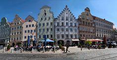 Urlaub in der Universitätsstadt Augsburg Augsburg im Südwesten von Bayern ist eine lebhafte Universitätsstadt und hat rund 267.000 Einwohner. Interessante Sehenswürdigkeiten gibt es hier in Hülle und Fülle, denn die Stadt in Schwaben kann auf eine sehr lange und bewegte Geschichte zurückblicken. Wer in Augsburg Urlaub macht, braucht also ein wenig Zeit, um alle lohnenswerten …