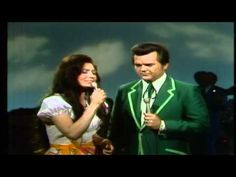 Legends 2 15 Easy Lovin' Conway Twitty & Loretta Lynn - YouTube