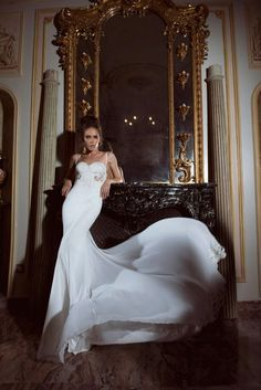 Romantic And Fashionable Wedding Dresses