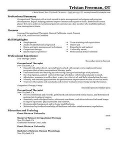 Medical Resumes Examples Resume Format Examples For Job  Resume Format  Pinterest  Simple .