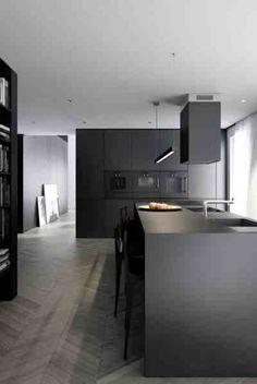 easst.com / interiors / kitchen view